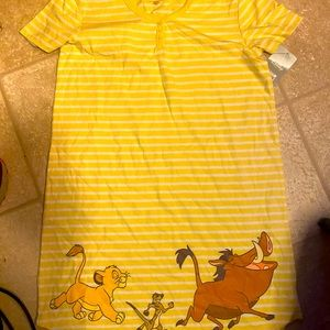 Disney Lion King XS pajama's! New with tags!
